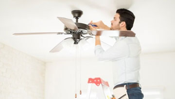 Ceiling Fan Installation Singapore